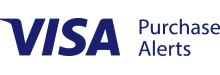 Visa Purchase Alerts logo